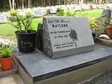 David John Bayliss Tree Memorial Bangalow