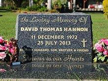 Hannon Headstone