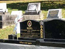 Noel Baker Memorial Mullumbimby - Special design