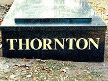 Thorton Memorial